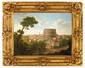 Ecole FRANCAISE du début du XIXème siècle, suiveur de Charles Louis CLERISSEAU (1722-1820)Vue du ColiséeVue du ColiséeToile74 x 100 cmLocalisé en bas au milieu sur le chapiteau Gran Colisé / RomeRestaurations