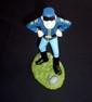 LAMBIL  Les tuniques bleues. Chesterfield faché  Figurine éditée par Décotoys à 350 exemplaires  (boîte et certificat)