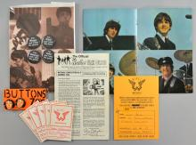 The Beatles - Collection of memorabilia