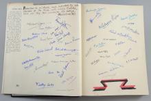 Historic Autographs - Eton Medley by J.W