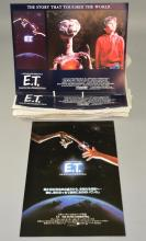E.T. The Extra-Terrestrial - 18 sets of