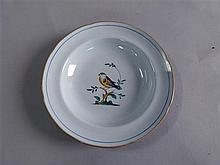 Spode Queen's Bird part dinner service comprising eight 10