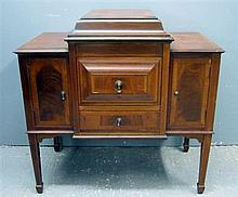1920s Algraphone Gramophone by Alfred Graham and Co. this machine used extensively as a prop for film and television