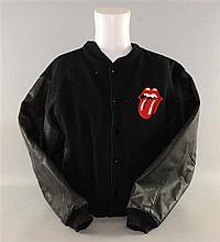 The Rolling Stones, Voodoo Lounge Tour 1994 jacket, limited edition 139/2000, specially crafted for Budweiser, made in USA