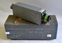 Aircraft Camera C45, Standard lens, 12V Ref No 14A 1379,