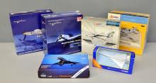 Hobby Master Air Power Series models of planes  x 6, 16 Corgi and other makers boxed sets, (22 in total),
