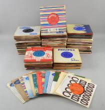 250+ Vintage vinyl 45 rpm singles inlcuding Kay Starr, Frank Sinatra, The Everly Brothers, Andy Williams, Pat Boone, Perry Como & others (250+)