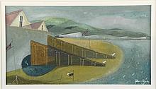 Adam Barsby (b 1969) landscape