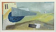 Adam Barsby (b 1969), landscape