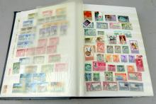 Commonwealth all periods with duplication in part, filled jumbo stockbook, 40 sides