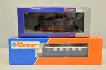 Roco HO gauge ref 43636 Loco boxed and diesel 63306 DRG71 502 boxed