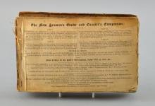 The New Seaman's Guide and Coastal Companion printed for Charles Wilson 1842