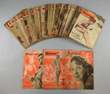 150+ Picturegoer The National Film Weekly magazines mainly from the 1950's