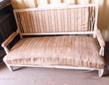 19th century painted sofa