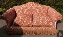 19th century style sofa