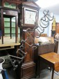 18th century mahogany eight day longcase clock by Alexander Cumming of London,
