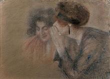 Lucien LEVY DHURMER (1865-1953)