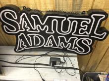 Samuel Adams light works great