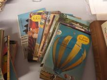 BOOK Lot of 28 National Geographic School Bulletins from the 60's