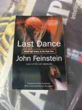 BOOK Last Dance behind the scenes at the final four by John Feinstein