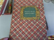 BOOK The Golden Treasury Of Natural History by Bertha Morris Parker many Copy rights stating in 1941 to 1952