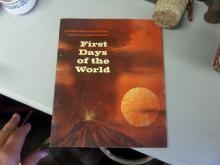 BOOK First Days of the world 1966