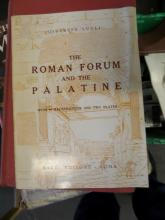 BOOK The Roman  Forum and the Palatine 1970