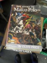 BOOK The Store of Marco Poloby Oliver Price copy right 1953