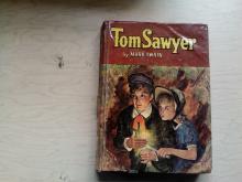 Book Tom Sawyer mark Twainold no copy right