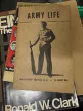 BOOK Army Life Aug 10, 1944 War Deptment Pamphlet 21-13