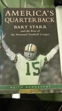 BOOK American's Quarterback Bart Starr and the rise of the National football league