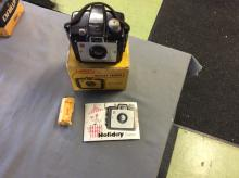 Kodak Brownie Holiday Flash Camera with Box