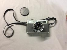 Yashica MG-1 35mm Rangefinder Film Camera with 45mm 1:2.8 lens