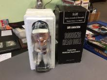 Dale Earnhardt bobblehead doll figurine Bobbing Head SAM