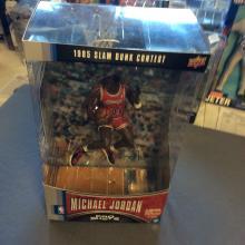 Michael Jordan Slam Dunk Figure