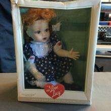 I love lucy Doll