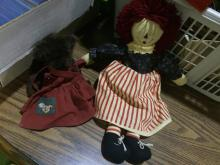 Raggedy Ann Doll lot