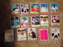 $1.00 Starting Bid All lots SPORTS CARD BLOWOUT SALE! VINTAGE, RC'S, STARS A MUST SEE AUCTION