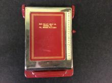 Vintage Rolodex Booklet