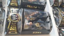 Tazz Wrestling Figure