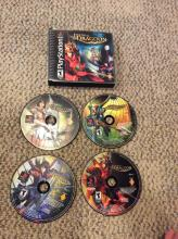 The Legend of Dragoon PlayStation  PLAYSTATION 1 2 3 PS1 PS2 PS3
