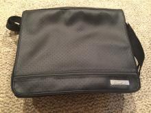 BOSE SoundDock Series II Portable Digital Music iPod Leather Bag