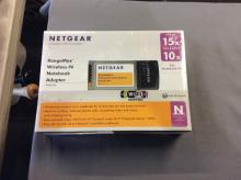 Netgear Wireless N Rangemax Notebook Wn511b