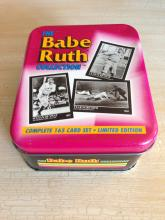 Babe Ruth Limited Edition Set Collectors Cards