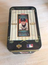 Mickey Mantle Metallic Impressions Collectors Cards
