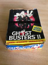 Non Sport Card Lot: Ghost Busters II Movie Collectors Cards