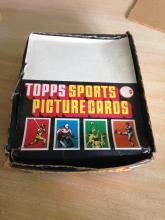 Over 1000 1986 Topps Baseball Cards