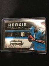 2011 Cam Newton Playoff Contenders Rookie Roll Call