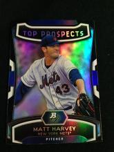 Matt Harvey Bowman Platinum
