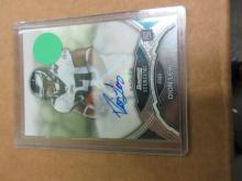 Dion Lewis Auto Bowman Sterling Rookie 2011